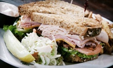 Sandwiches and Salads or Catering at Kahve Cafe and Catering in Edgewater (Half Off). Three Options Available.