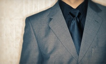$499 for a Custom-Tailored Suit with Shirt, Tie, Belt, and Socks at Peter Cassara Clothiers ($2,095 Value)