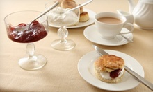 Afternoon Tea for Two or $25 for $45 Worth of Baked Goods and Café Food at Queen's Bakery