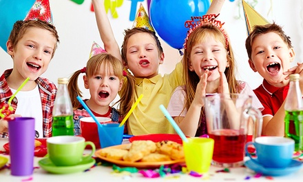 Dotylândia — Prior Velho: festa de aniversário para 10 crianças com Pacote Diversão ou Completo desde 59€