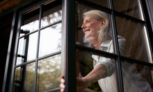 $69 for Interior and Exterior Cleaning of 20 Windowpanes from Healthy Home Window Cleaning ($160 Value)