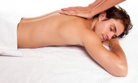 55-Minute Massage, 80-Minute Massage, or Both at Elements Therapeutic Massage (Up to 61% Off)