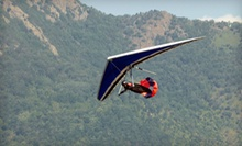 Introductory Hang-Gliding Lesson for One or Two at Mission Soaring Center (Up to 52% Off)