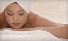 Swedish Massage or Facial with Foot Scrub, or Package of All 3 Treatments at Stonehaven Massage & Spa (Up to 55% Off)