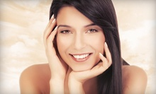 Women's Haircut Package with Optional Color at Renaissance Salon (Up to 64% Off). Four Options Available.