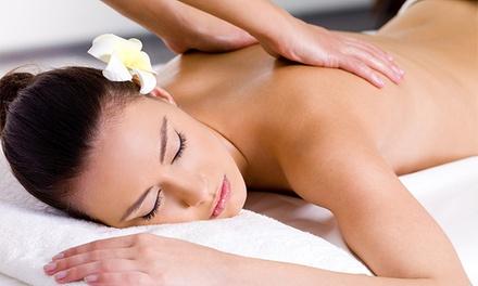 RSV Clinic — Baixa: 3 ou 5 massagens à escolha com oferta de chá desde 29€