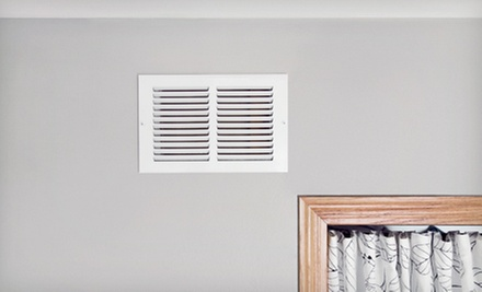 $49 for Air-Duct and Dryer-Vent Cleaning from Airductor Solution ($270 Value)