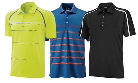 Adidas Men's Puremotion ClimaCool Golf Polos