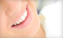 Dental Exam and Cleaning with Optional Whiter Image Whitening Kit at Family Dental Group (82% Off)