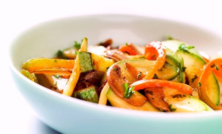 Stir-Fry Dinner for Two or Four at Gobi Mongolian Grill (Up to 50% Off)