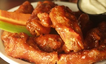$15 for $30 Worth of Wings, Ribs, and Sandwiches at Wings Over Arlington