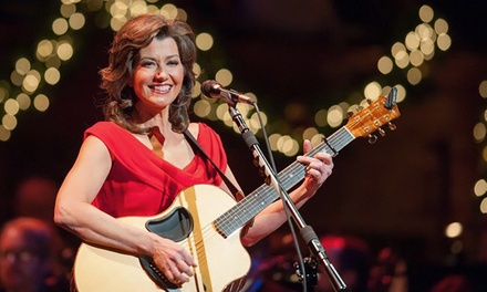 Amy Grant at The Sanford Center on October 22 at 7 p.m. (Up to 50% Off)