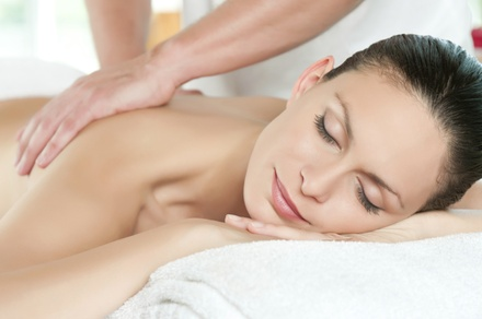 60- or 90-Minute Deep-Tissue Massage at Blue Water Spa (Up to 57% Off)