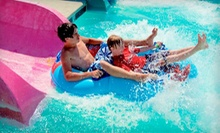 General or Memorial Day Weekend Water-Park Visit for One or Four at Splash Zone (Up to 57% Off)