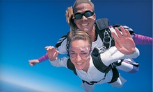 Dinner and Flight Experience, First-Time Flight Experience, or Skydive at Ventura Aviation (Up to 41% Off)