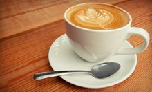 $10 for $20 Worth of Café Food and Drinks at Bishops Coffee and Tea