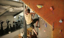 1-Day Rock-Climbing Pass with Lesson and Gear, or 30-Day Pass with Option for Gear at Urban Ascent (Up to 71% Off)