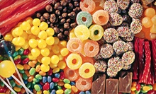 $25 for $50 Worth of Gourmet Candy and Toys at The Sweetest Things