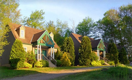 Groupon Deal: 1- or 2-Night Stay in a One-Bedroom Queen Cottage at Spruce Hill Inn & Cottages in Mansfield, OH