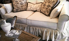 $225 for $450 Worth of Slipcovers at Pat Reese Enterprises