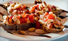 Sunday Brunch for Two with Unlimited Bloody Marys and Mimosas or $25 for $50 Worth of Italian Food at Portalli's