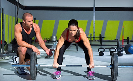 12-Month Fitness Membership for an Individual or Couple at CrossFit Queenston Heights (Up to 58% Off)