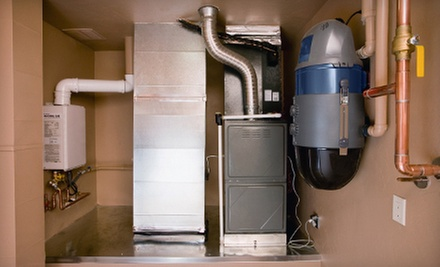 $25 for an AC Precision Tune-Up or Extreme Furnace Tune-Up from Hartman Plumbing Heating and Air ($139 Value)