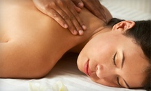 One or Three Massage Packages with Reflexology, Aromatherapy, and Cupping at Massage of Trinity (Up to 59% Off)