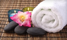 Herbal Spa Package with Option of Body Wrap and Facial or Body Wrap and Massage at The Cove Escape (Up to 57% Off)