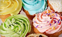 Two-Dozen Cupcakes or One Celebration Cake from Cake Luv (Up to 51% Off)