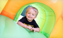 2 or 10 Bounce-House Playground Visits at Monkey Joe's (Up to 51% Off)