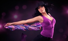 One or Three Burlesque Classes at Go 2 Danz (Up to 56% Off)