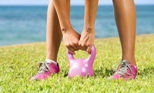 $54 for $99 Worth of Gym Visits at Kettlebell Training USA