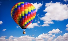 30-45-Minute Hot Air Balloon Ride and Breakfast for One, Two, or Four from California Balloon Rides (Up to 52% Off)