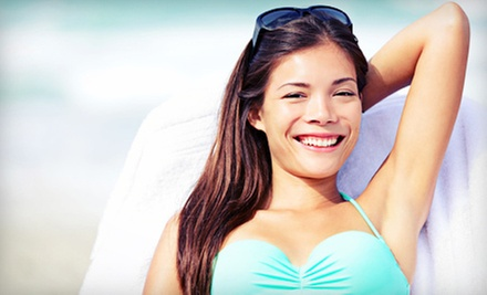 Laser Hair Removal on a Small, Medium, Large, or Extra-Large Area at Natural Health & Healing Center (Up to 81% Off)