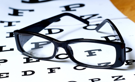 $49 for $500 Worth of Eye exam and glasses at Huntington Valley Optometry