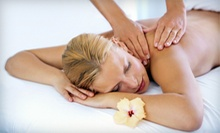 One or Three 50-Minute Massages from Maggie Ploener LMT (Up to 59% Off)