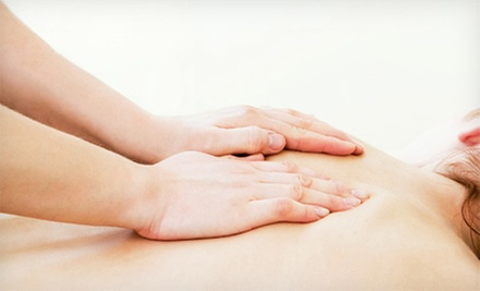 60- or 90-Minute Massage at Temple of Wellness Massage (Up to 56% Off)