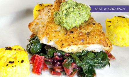 Four-Course Dinner for Two, Four, or Six, or Three-Course Lunch for Two at Tony Mandola's (Up to 31% Off)