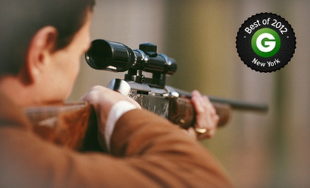 $49 for Shooting-Range Outing with Safety Course and Gun Rental from Valastro International Academy ($250 Value)