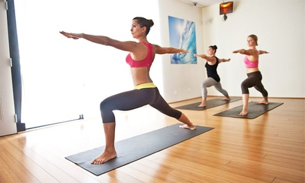 10 or 20 Classes at Sun Yoga Hawaii (69% Off)