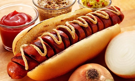 $12 for $20 Worth of Sausages and Burgers at Firewürst