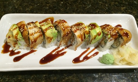 Asian Cuisine at 285 Landing Asian Bistro (Up to 40% Off). Three Options Available.