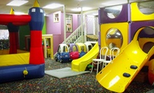 5 or 10 Drop-In Play Sessions at The Busy Genie (Up to 57% Off)