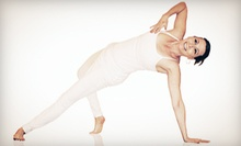 10 or 20 Yoga Classes at breath.life.yoga (Up to 69% Off)