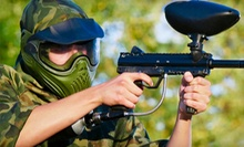 $16 for Paintball Package with All-Day Field Pass and Equipment at Maximum Paintball ($32 Value)