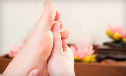 One or Two 60-Minute Reflexology Packages at 8th Wonder Spa (Up to 48% Off)