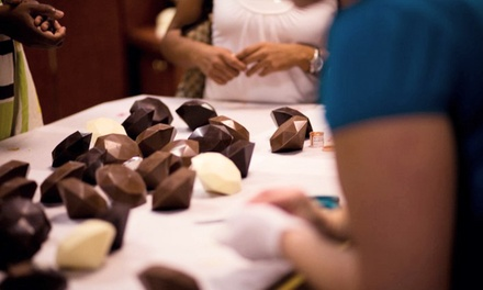 Admission for One, Two, or Four to Hands-On Schakolad Chocolate Factory Group Event (Up to 51% Off)