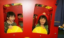 Five Drop-In Play Visits or Three-Month Summer Play Pass at Kids Fun Stop (Up to 53% Off)