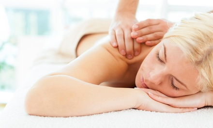 60 Minute Massage with Aromatherapy by Kelly Wright at Enliven Nailcare and Massage (Up to 54% Off)